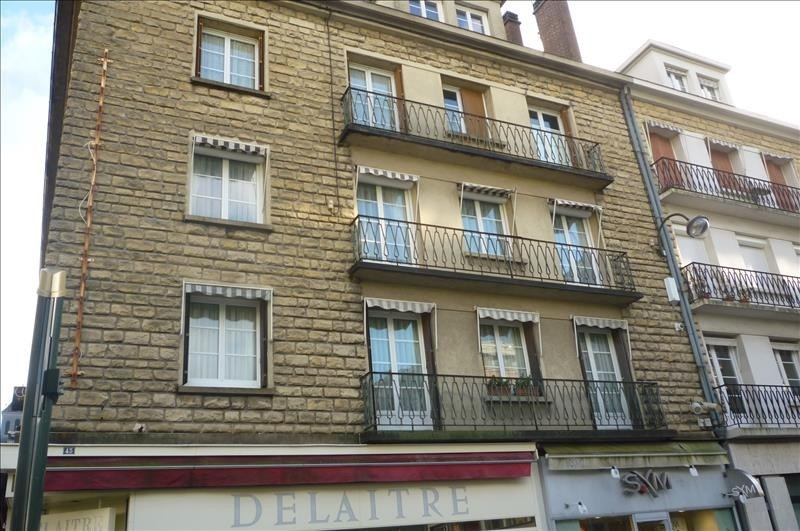 Vente appartement Lisieux 153 000€ - Photo 1