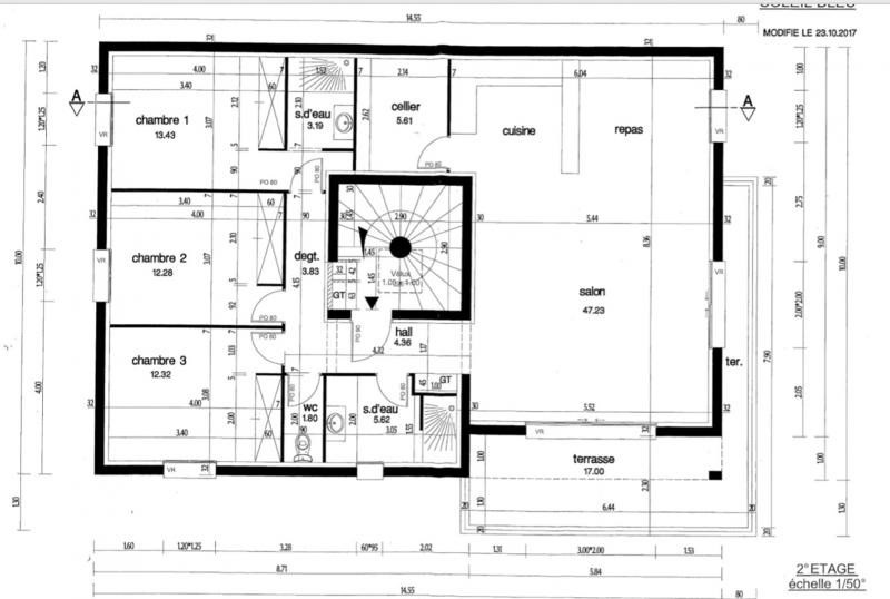 Vente appartement Perpignan 262000€ - Photo 1