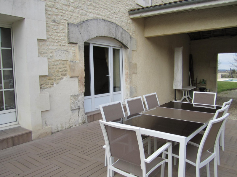 Sale house / villa Barbezieux saint -hilaire 269 100€ - Picture 1