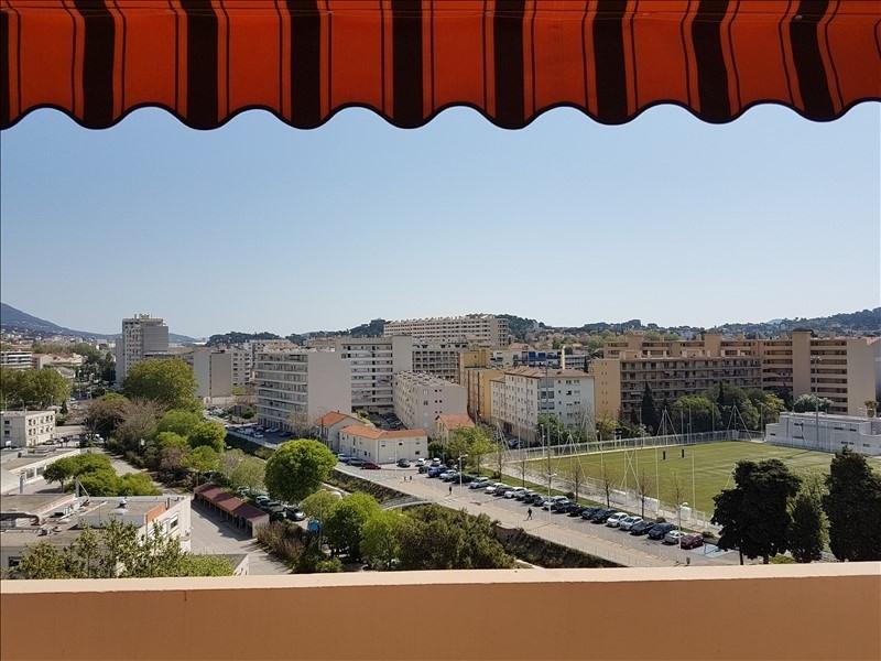 Vente appartement Toulon 232000€ - Photo 1