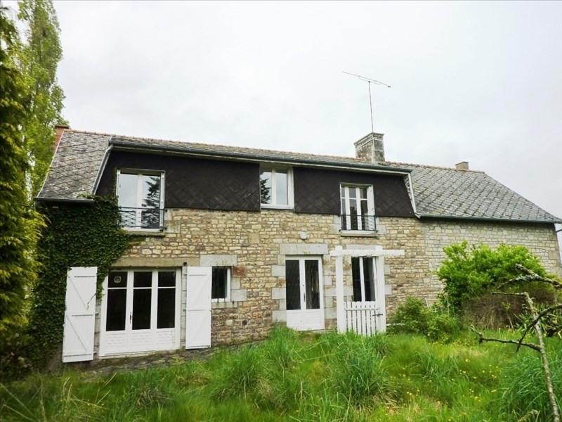Vente maison / villa Le ferre 124800€ - Photo 1