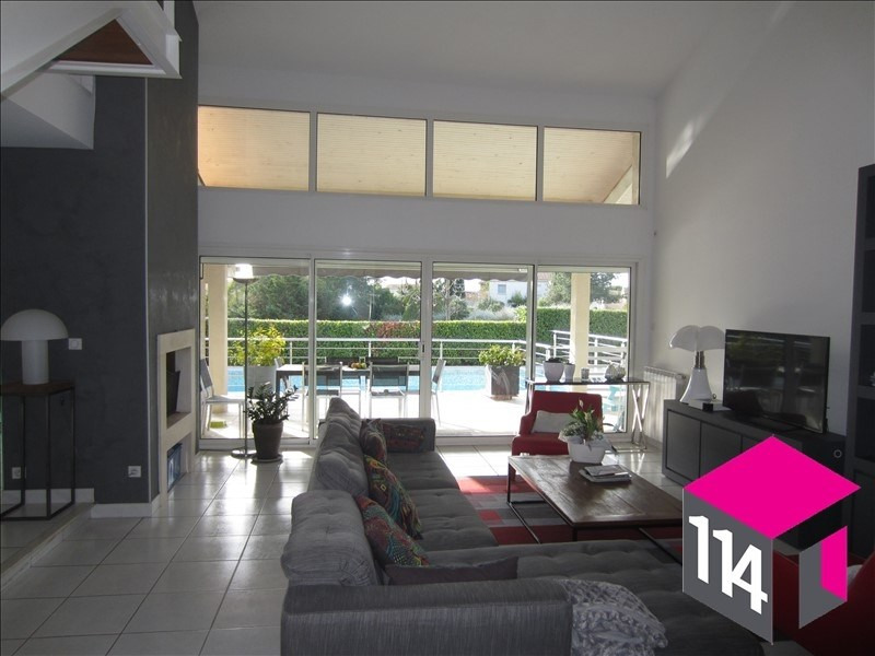 Vente de prestige maison / villa Baillargues 880 000€ - Photo 2