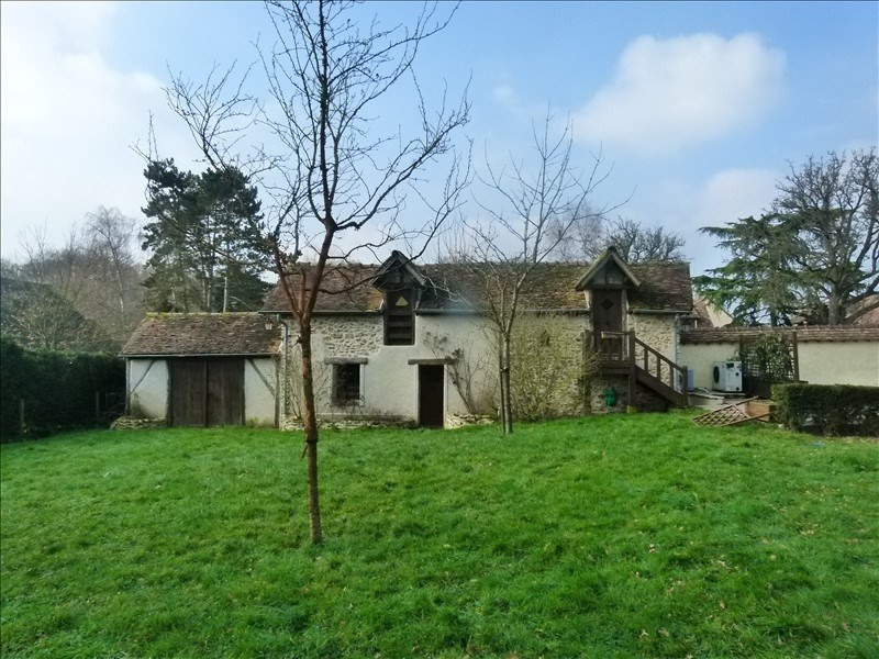 Vente maison / villa Conde sur vesgre 470000€ - Photo 2