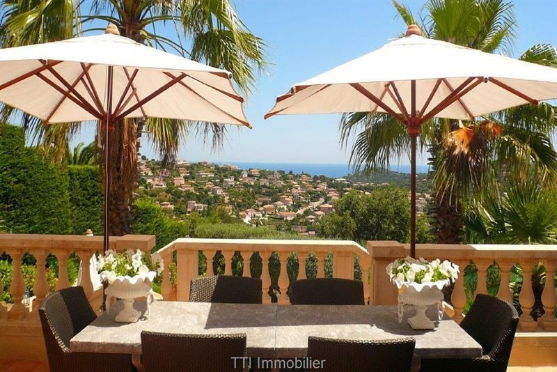 Deluxe sale house / villa Sainte maxime 2 449 000€ - Picture 2
