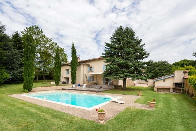 Vente de prestige maison / villa Vienne 990000€ - Photo 7
