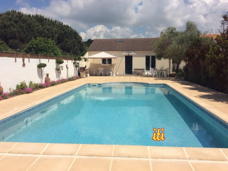 Vente maison / villa Chateau d olonne 369 000€ - Photo 2
