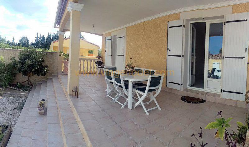 Vendita nell' vitalizio di vita casa Ribaute les tavernes 85000€ - Fotografia 1