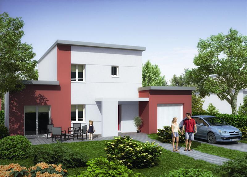 Maison  5 pièces + Terrain 674 m² Redon par MAISONS PIERRE