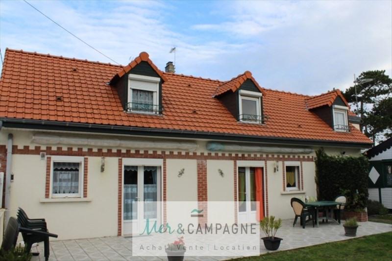 Sale house / villa Fort mahon plage 213000€ - Picture 1