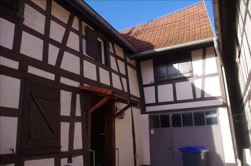 Vendita casa Lampertheim 128400€ - Fotografia 2