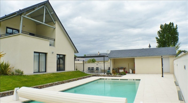 Deluxe sale house / villa Tarbes 583000€ - Picture 2