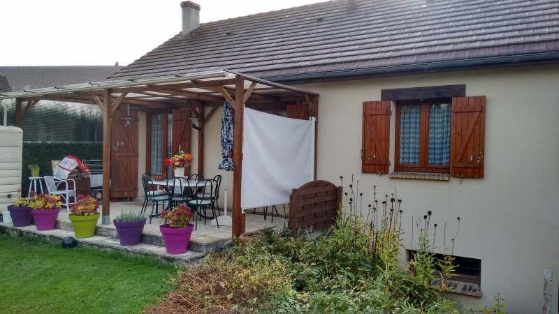 Venta  casa Le mele sur sarthe 195000€ - Fotografía 1