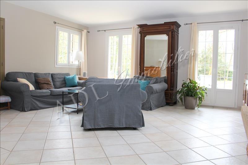 Deluxe sale house / villa Lamorlaye 603200€ - Picture 2