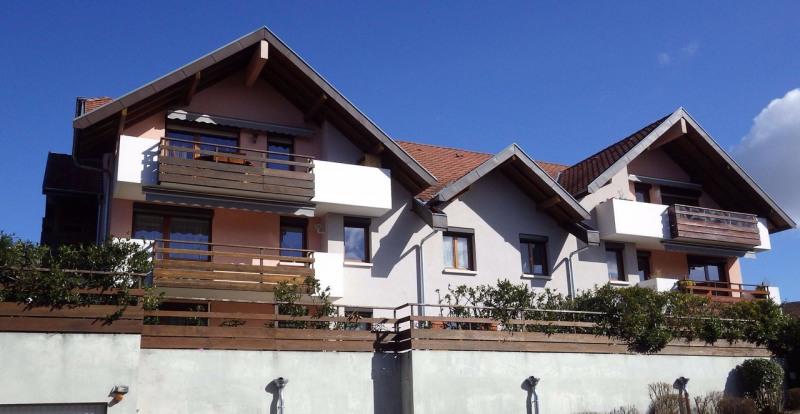 Sale apartment Poisy 278500€ - Picture 1