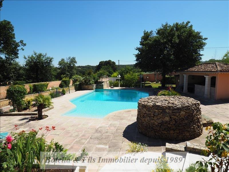 Verkoop van prestige  huis Uzes 585000€ - Foto 2