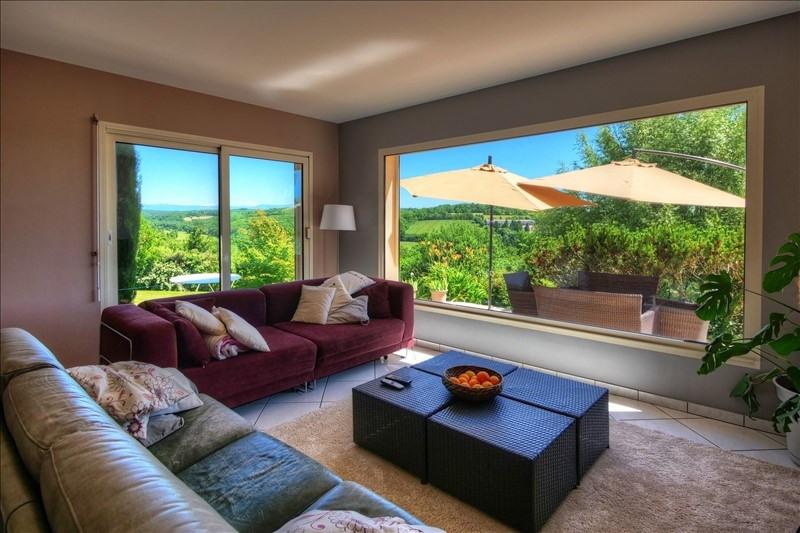 Vente maison / villa St pierre de bressieux 344000€ - Photo 1