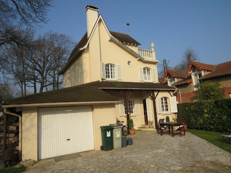 Sale house / villa Maisons-laffitte 997 500€ - Picture 1