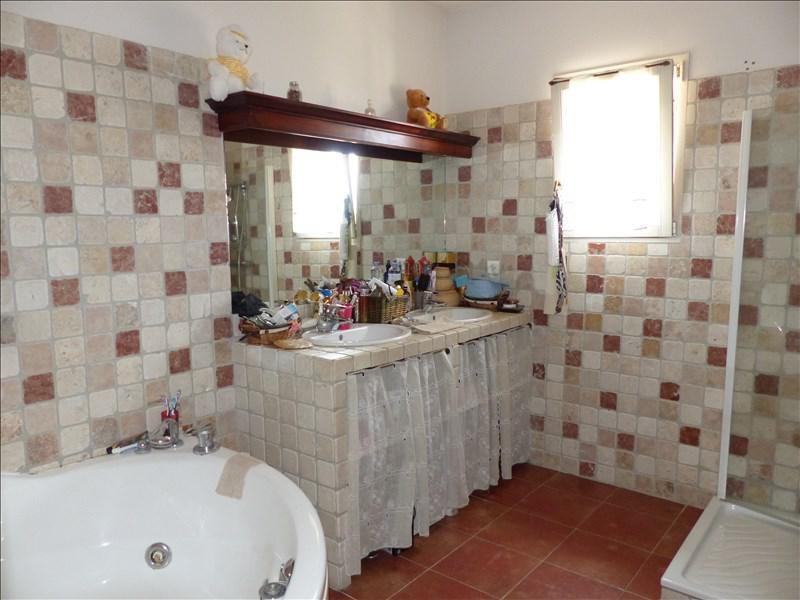 Sale house / villa Maraussan 398000€ - Picture 9