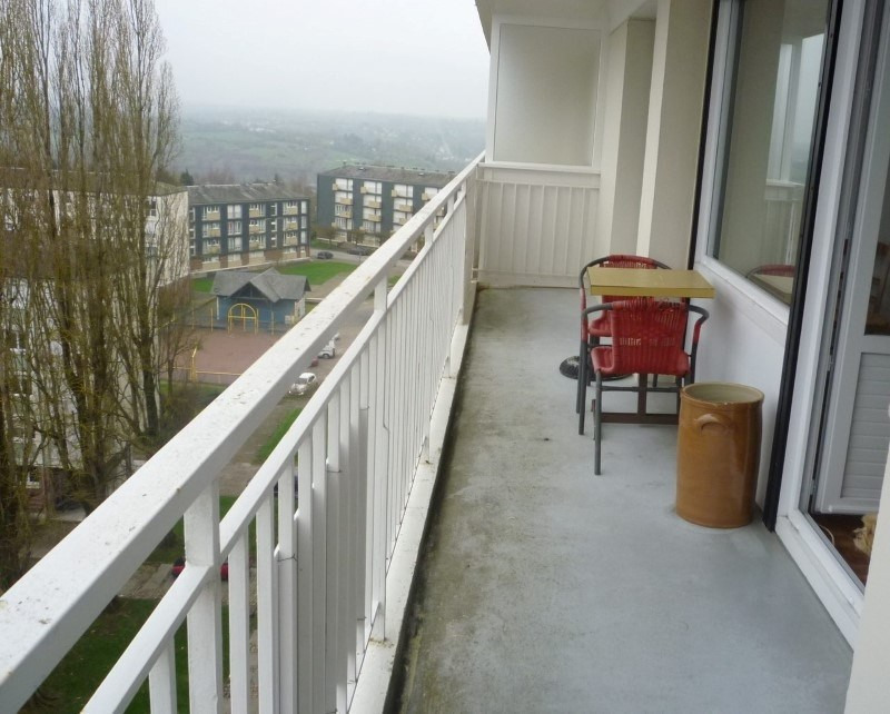 Vente appartement Lisieux 82 000€ - Photo 2