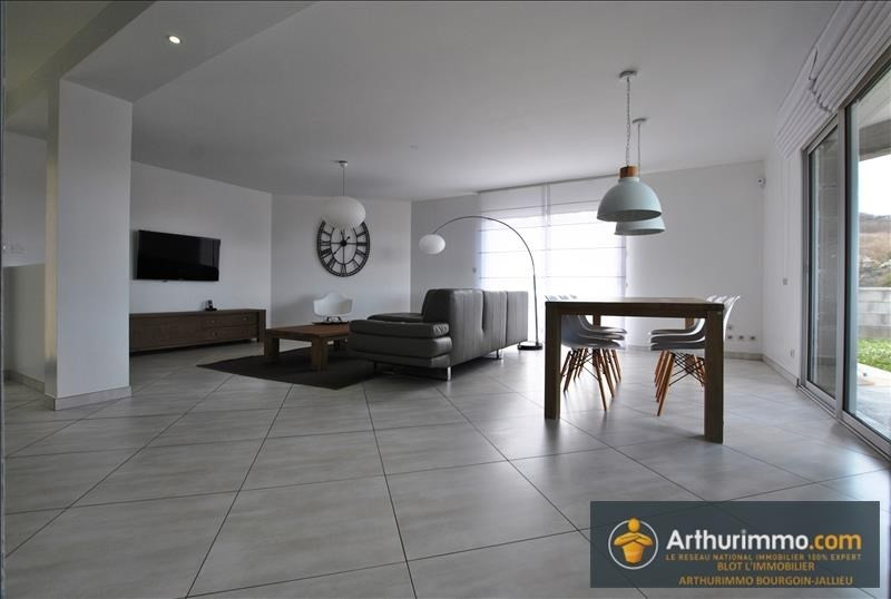 Vente maison / villa Bourgoin jallieu 369000€ - Photo 1