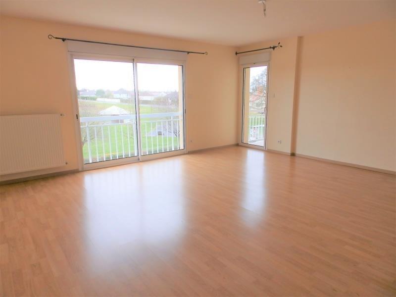 Vente appartement Yzeure 139000€ - Photo 1