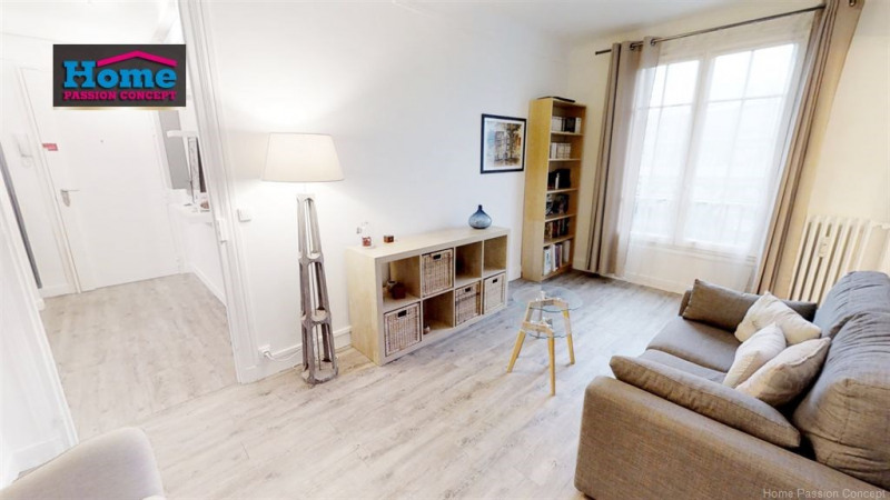 Vente appartement Suresnes 270 000€ - Photo 2