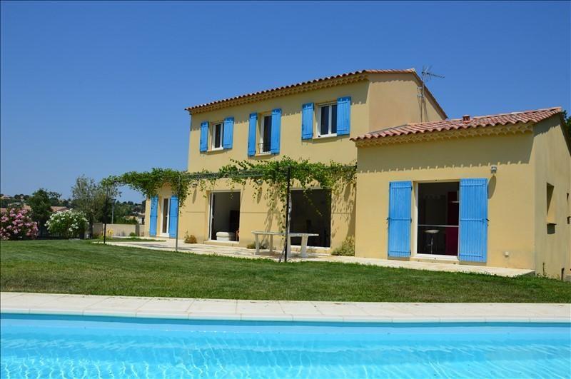 Sale house / villa Pernes les fontaines 499000€ - Picture 1