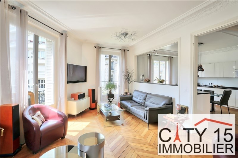 Vente de prestige appartement Paris 15ème 1 740 000€ - Photo 4