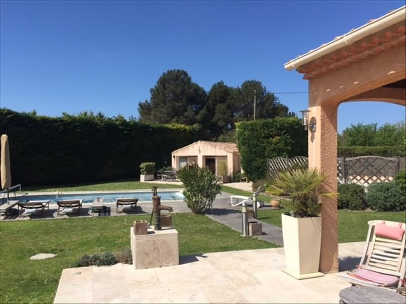 Vente de prestige maison / villa Puyricard 850000€ - Photo 3