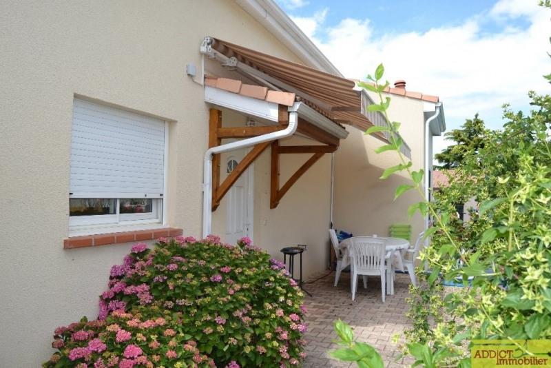 Vente maison / villa Secteur lavaur 163000€ - Photo 1