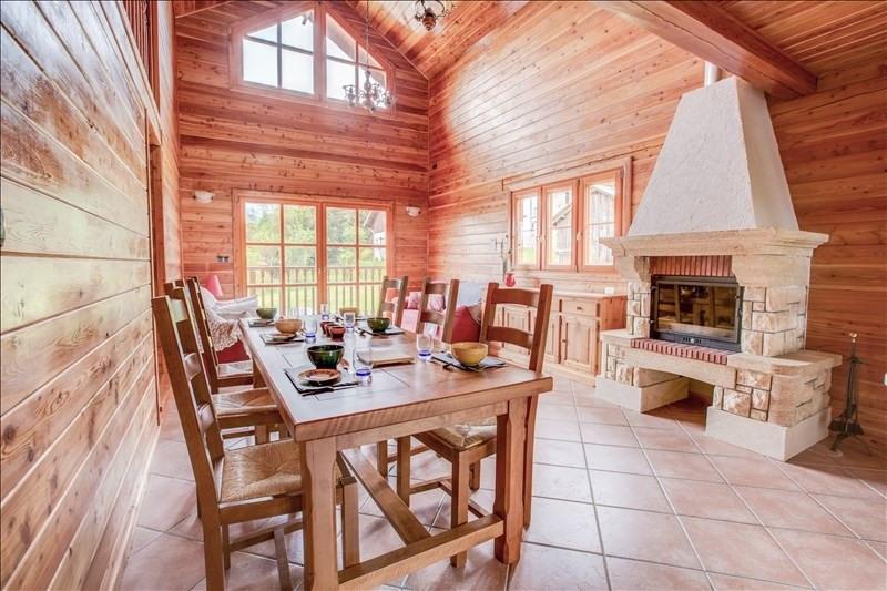 Deluxe sale house / villa Essert romand 655000€ - Picture 4