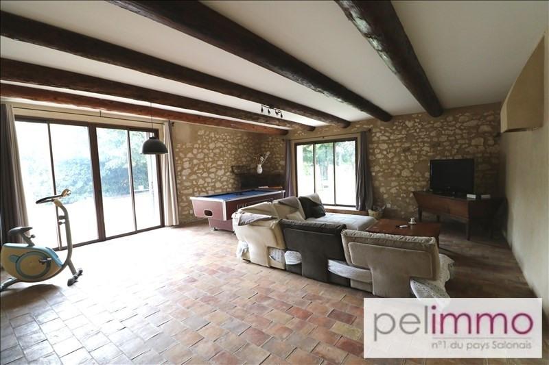 Vente maison / villa Senas 520000€ - Photo 2