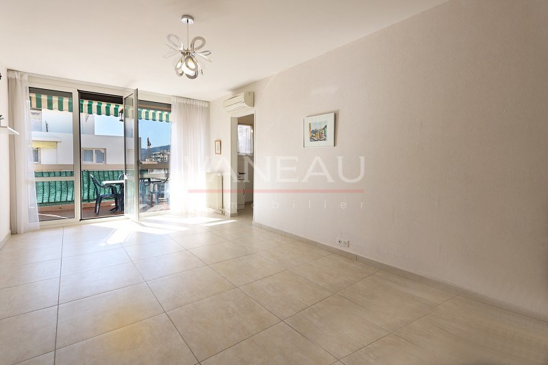 Vente de prestige appartement Juan-les-pins 140000€ - Photo 2