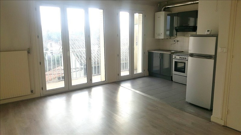 Rental apartment Valence 538€ CC - Picture 1
