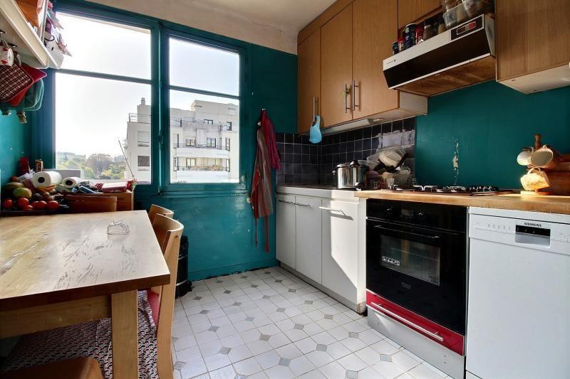 Sale apartment Issy les moulineaux 395000€ - Picture 2