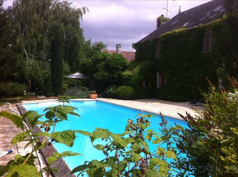Sale house / villa Pontoise 320000€ - Picture 3