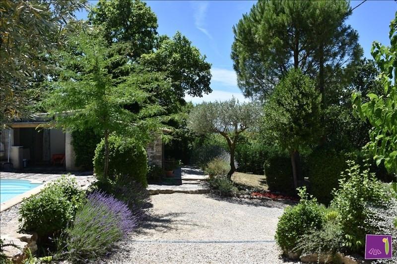 Vente de prestige maison / villa Uzes 650000€ - Photo 8