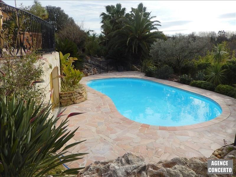 Verkauf von luxusobjekt haus Roquebrune sur argens 840000€ - Fotografie 3