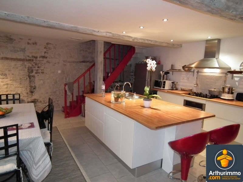 Vente maison / villa Matha 157620€ - Photo 4