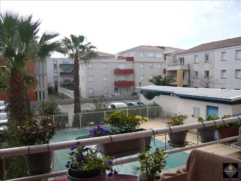 Vente appartement Agde 109 000€ - Photo 1