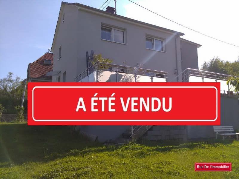 Sale house / villa Niederbronn les bains 285000€ - Picture 1