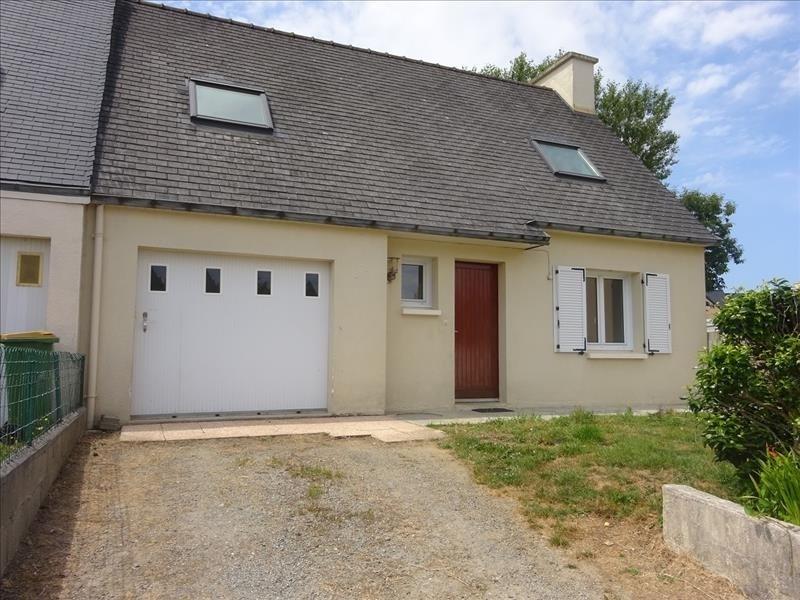 Sale house / villa Lannilis 151500€ - Picture 2