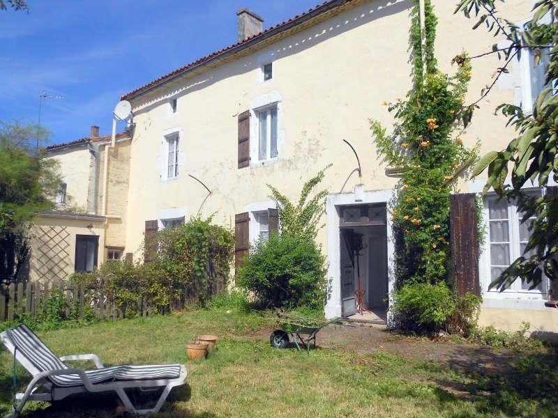 Vente maison / villa Aigre 340000€ - Photo 2