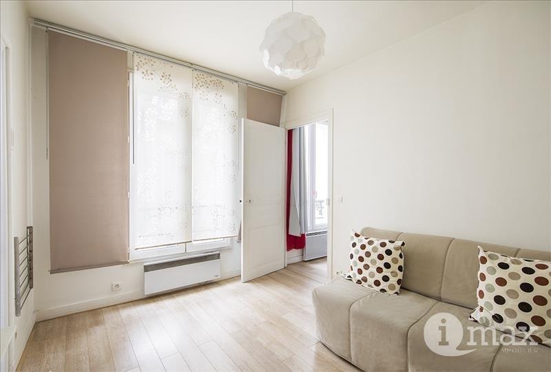 Sale apartment Levallois perret 240000€ - Picture 1