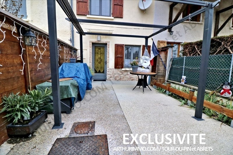 Vente maison / villa La tour du pin 125 000€ - Photo 3