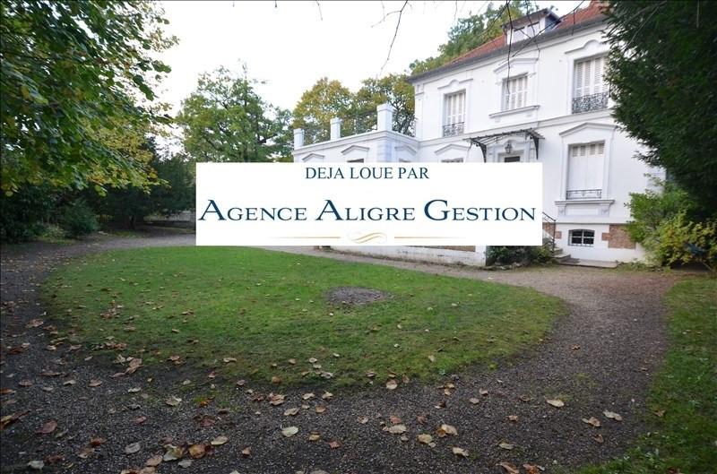 Location maison / villa Le vesinet 3300€ CC - Photo 1