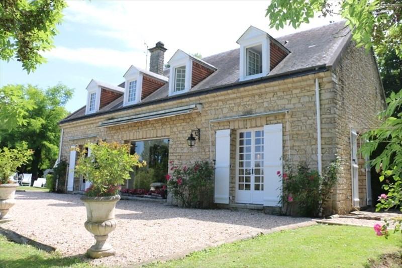 Vente de prestige maison / villa St nom la breteche 1494000€ - Photo 2