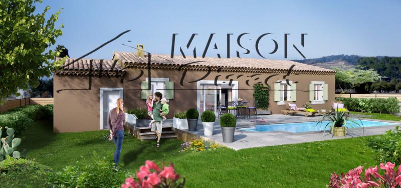 """Modèle de maison  """"Magnifique villa de 90m²"""" à partir de 5 pièces Drôme par MAISON DIRECT ST PAUL TROIS CHATEAUX"""