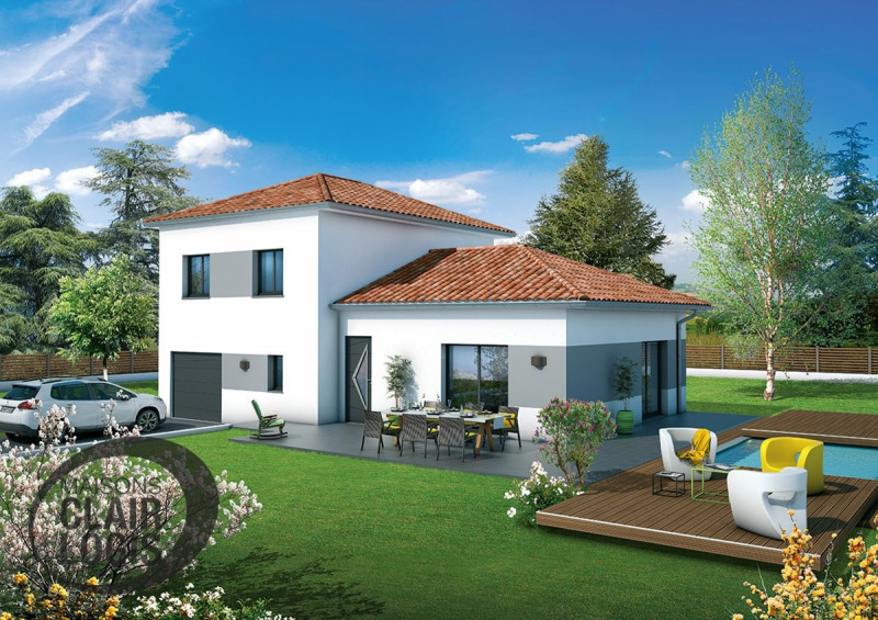 Maison  4 pièces + Terrain 1010 m² Novalaise par MAISONS CLAIR LOGIS CHAMBERY