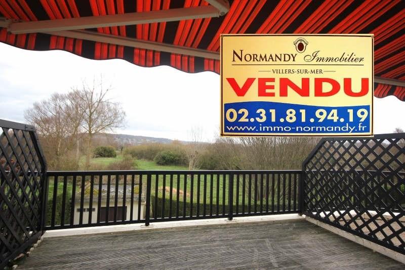Sale apartment Villers sur mer 86500€ - Picture 1